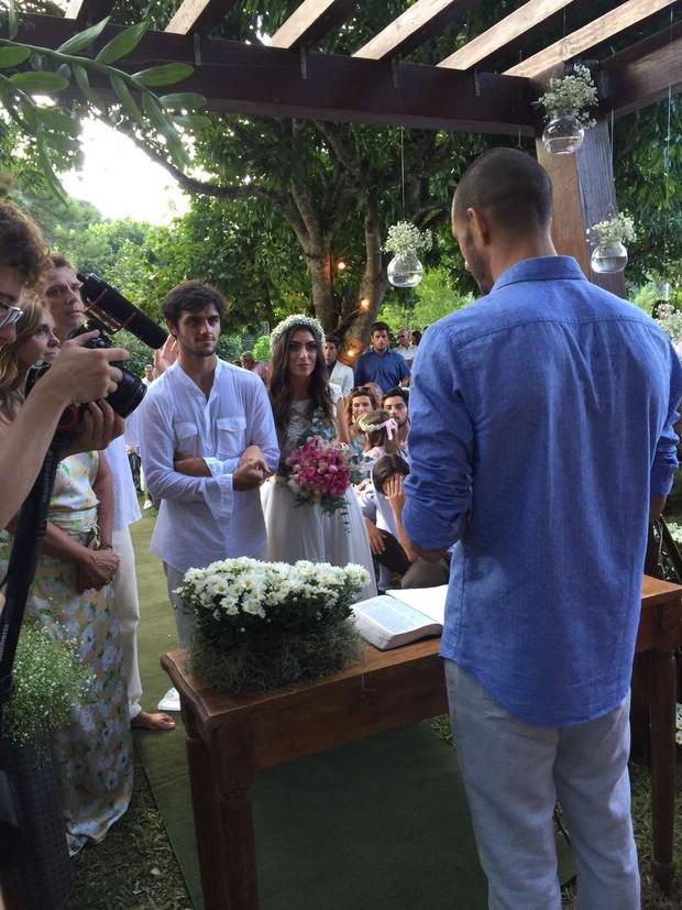 Casamento Felipe Simas (Foto: Reprodução/Instagram)