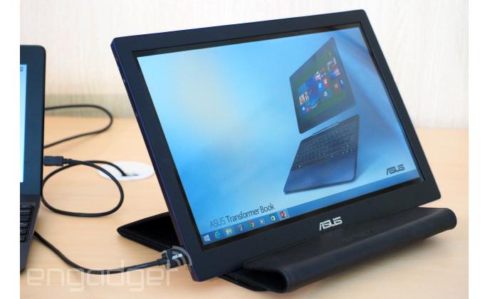 Novo monitor foi revelado na Computex (Foto: Reprodução/Engadget)