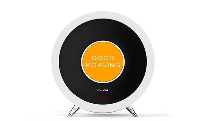 Relógio inteligente Bonjour tem funções práticas para o dia a dia e assistente pessoal (Foto: Divulgação/Kickstarter)