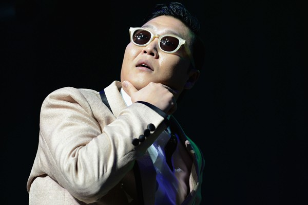 Psy (Foto: Getty Images)