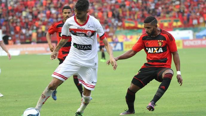 Evandro Sport (Foto: Adelson Costa/Pernambuco Press)