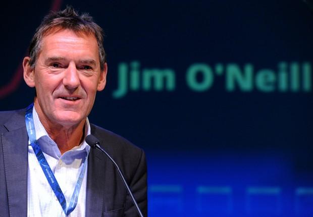 Jim O'Neill (Foto: Divulgação BM&FBOVESPA)
