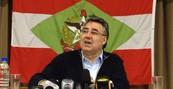 Colombo afirma que fará novo governo (Cristiano Anunciação/G1)