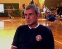 Tricampeão olímpico, Zé Roberto treina time da 3ª divisão do vôlei