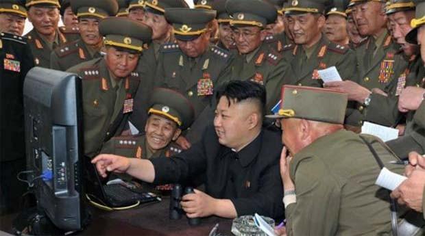 Coreia do Norte está por trás de ataques virtuais  (Foto: Reprodução)