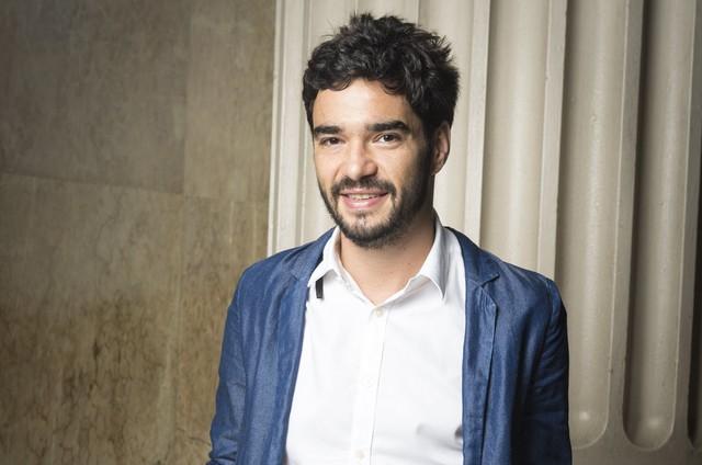 Caio Blat (Foto: Mauricio Fidalgo/ TV Globo)
