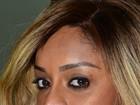 Cariúcha faz preenchimento labial e compara: 'Estou com a boca da Anitta'