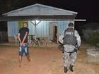 PM de Ji-Paraná captura homem com mandado de prisão de Cacoal, RO