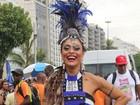 Grande Rio quer Juliana Paes como rainha de bateria no Carnaval 2018