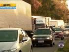 Caminhoneiros se mobilizam e fazem protestos em rodovias do RS