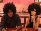 Fátima Bernardes toma o lugar de Monica Iozzi e apresenta o Vídeo Show
