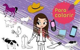 Para colorir: Campo x Cidade