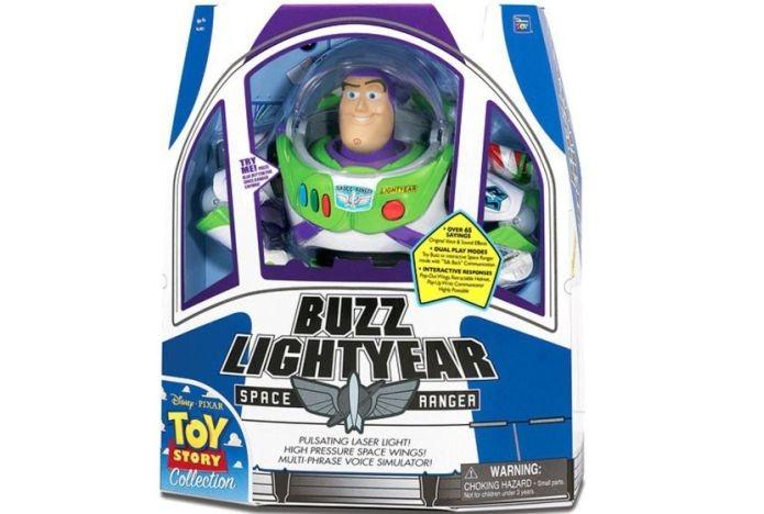 Buzz Lightyear do filme Toy Story é um boneco dos anos 90 que ainda é desejado hoje (Foto: Divulgação)
