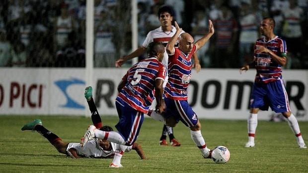 Fortaleza x Ferroviário pelo Campeonato Cearense no PV (Foto: Kid Júnior/Agência Diário)