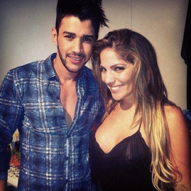 Anamara e Luan Santana (Foto: Instagram / Reprodução)