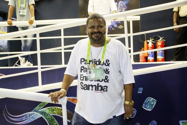 Arlindo Cruz (Foto: Graça Paes /  Photo Rio News)