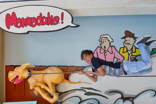 """""""Eu vejo a internet como uma terapia não paga para o adolescente"""", diz Christian Figueiredo (Foto: Mariana Vianna)"""