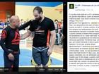 Bombeiros do RJ suspendem buscas por lutador do DF desaparecido