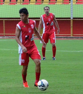 Polaco e Adriano Louzada, Rio Branco_AC (Foto: Duaine Rodrigues)