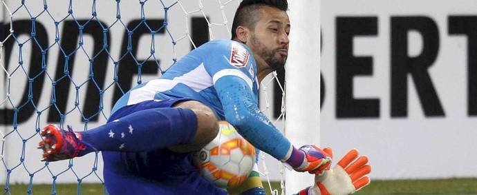 Fábio Cruzeiro (Foto: Washington Alves/Reuters)