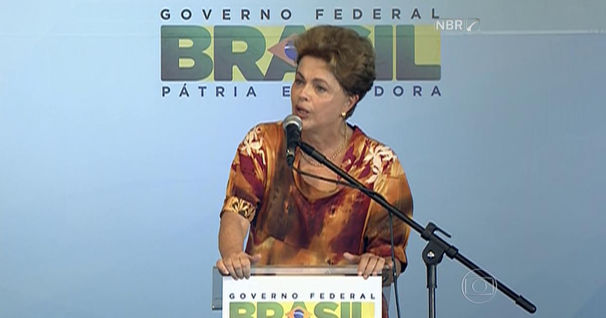 Bom Dia Brasil - 'Versão moderna de golpe', diz Dilma ...