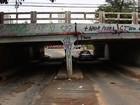 Crea-GO recomenda paralisação das obras no viaduto do Jardim Goiás