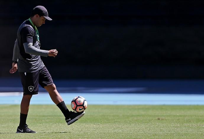 Jair Ventura, Botafogo (Foto: Vitor Silva/SSPress/Botafogo)