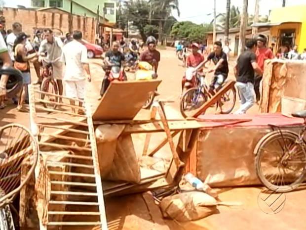 Defesa Civil de Altamira fará levantamento da situação dos moradores. (Foto: Reprodução/TV Liberal)
