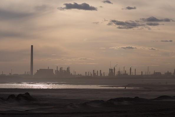 Produção de petróleo em Fort McMurray, Canadá (Foto: Getty Images)