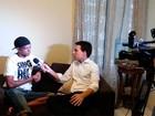 À Inter TV Cabugi, atacante Wallyson fala sobre assalto em Natal; veja vídeo