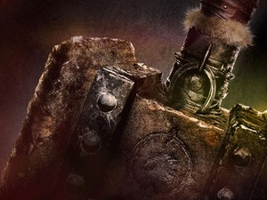 Cartaz do filme 'Warcraft' inspirado no game da Blizzard de mesmo nome; longa chega aos cinemas em março de 2016 (Foto: Divulgação/Blizzard)