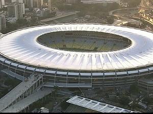Maracanã (Foto: Reprodução Globo News)