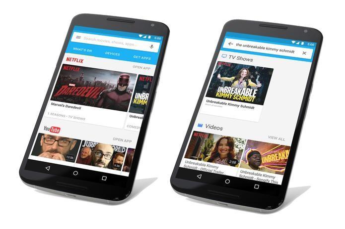 Aplicativo do Chromecast ganhou busca otimizada (Foto: Divulgação/Google)