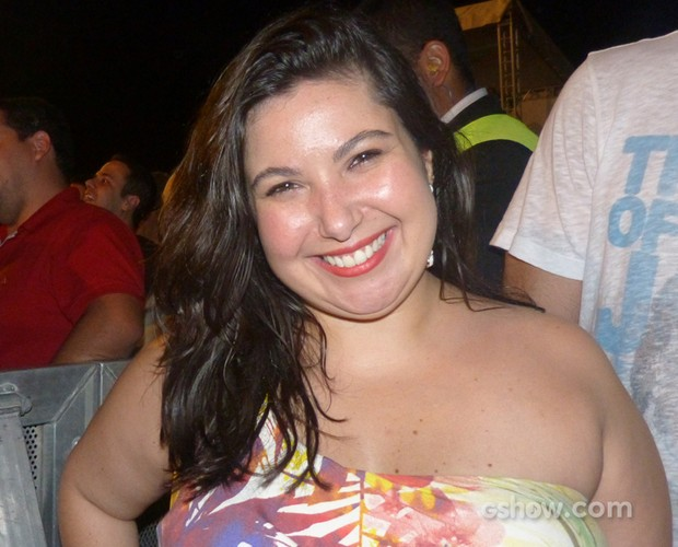 A atriz Mariana Xavier (Foto: SuperStar / TVGlobo)