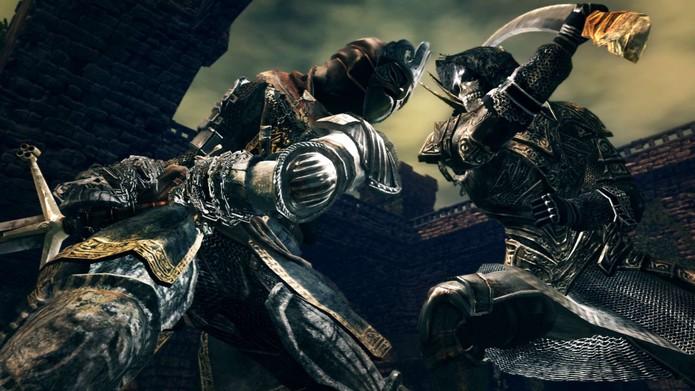 Dark Souls tem desafios variados (Foto: Divulgação/Bandai Namco)