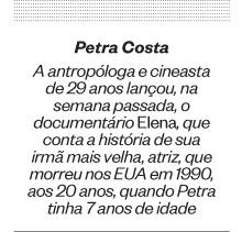 Petra Costa (Foto: reprodução/Revista ÉPOCA)