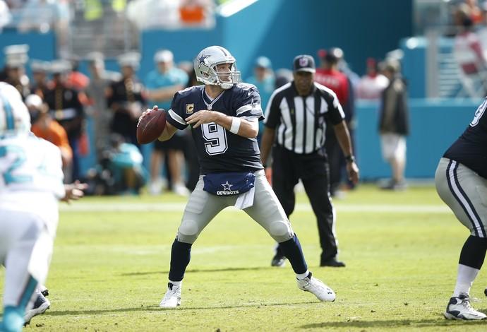 Dallas Cowboys Tony Romo retorno NFL semana 11 (Foto: Getty Images)