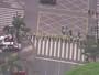 SP - 17h: Novo confronto entre sem-teto e PM fecha vias na República
