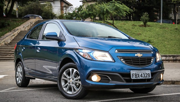 Chevrolet Prisma (Foto: Rafael Munhoz)