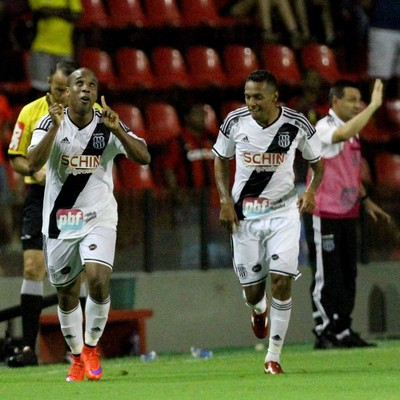 Borges Sport x Ponte Preta (Foto: Aldo Carneiro / Pernambuco Press)