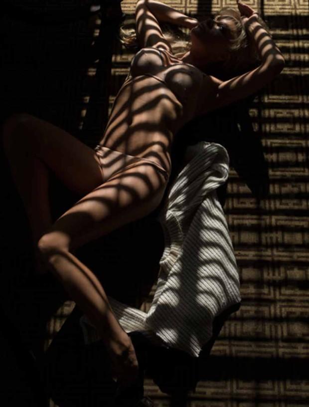 Pamela Anderson (Foto: Solar Magazine/Reprodução)