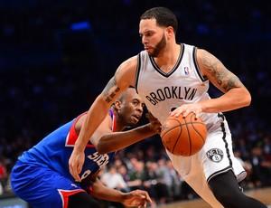 Deron Williams Brooklyn Nets NBA (Foto: Agência AFP)