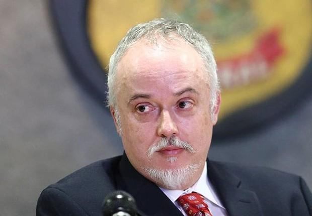 O procurador regional da República Carlos Fernando dos Santos Lima, que integra a força-tarefa da Lava Jato (Foto: Geraldo Bubniak/Agência O Globo)