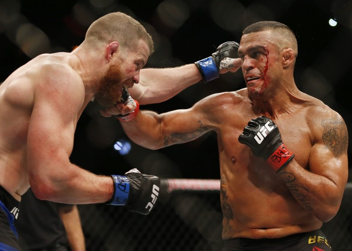 Vitor Belfort UFC Rio 8 (Foto: Leo Correa / AP)
