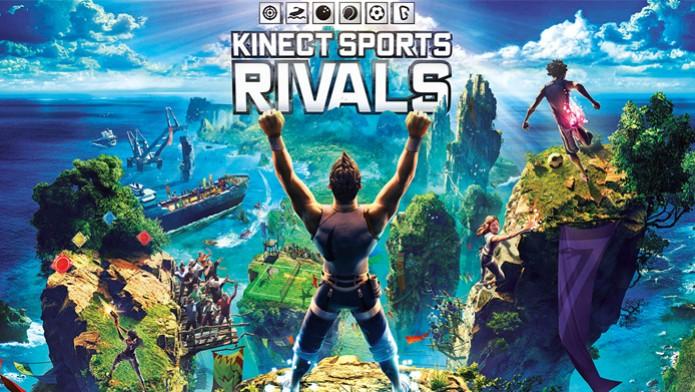 Kinect Sports Rivals. (Foto: Divulgação) (Foto: Kinect Sports Rivals. (Foto: Divulgação))