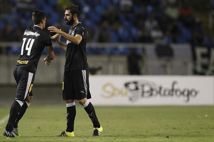 Renan Fonseca Botafogo (Foto: Vitor Silva / SSPress)