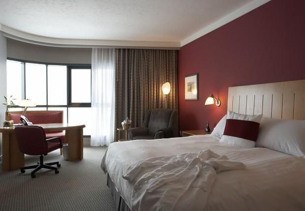 Hotel-quarto-amenities-hoteis-hospedagem (Foto: Thinkstock)