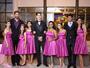Marcos Pitombo é príncipe em baile de debutantes beneficente: 'Guerreiras'