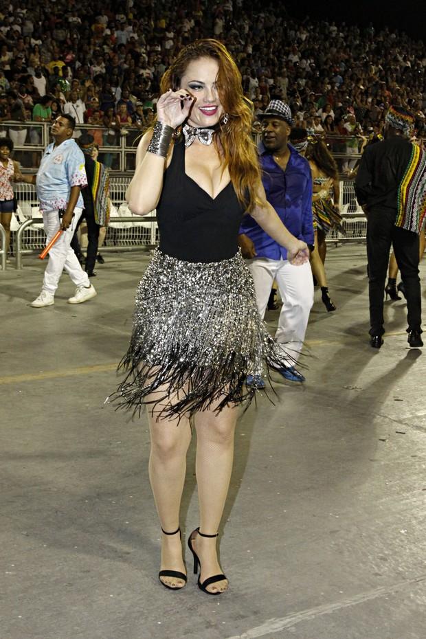 Ellen Rocche (Foto: Celso Tavares/EGO)