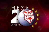 Confira histórias dos 20 anos do Hexa do clube (Reprodução/TV Sergipe)